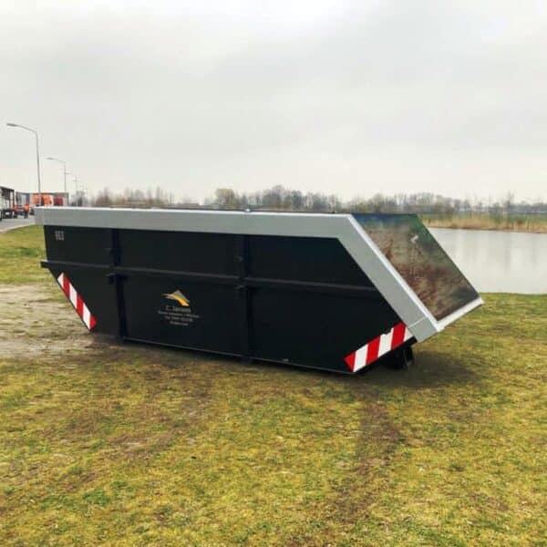9m3 open container huren nijmegen regio