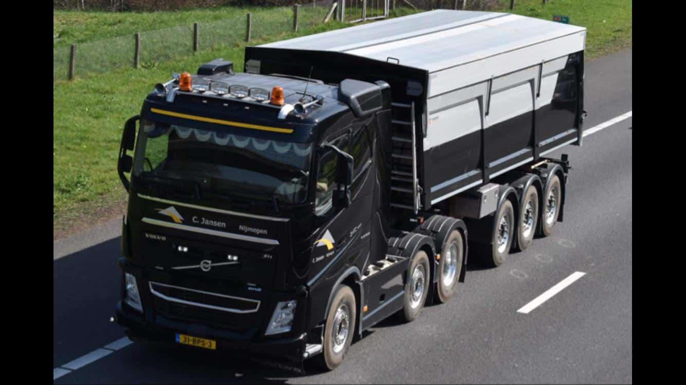 kiepwagen C Jansen Wijchen